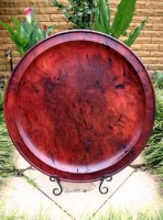 River Red Gum Burl Platter - 